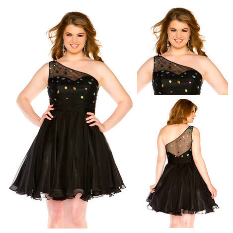 plus size corset tops black one shoulder black homecoming