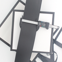 7cm Wide Big G Buckle Genuine Leather Belt With Pearl Double G Buckle Design Women Belt