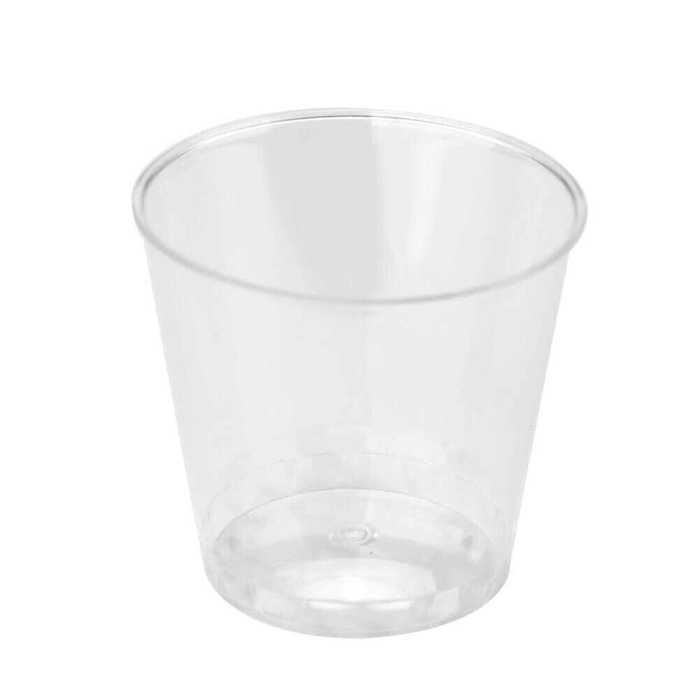 50 шт. 30 мл, посуда для напитков, прозрачные пластиковые одноразовые вечерние стаканы, кружка для чая на день рождения, подарки, барные бокалы для вина, аксессуары