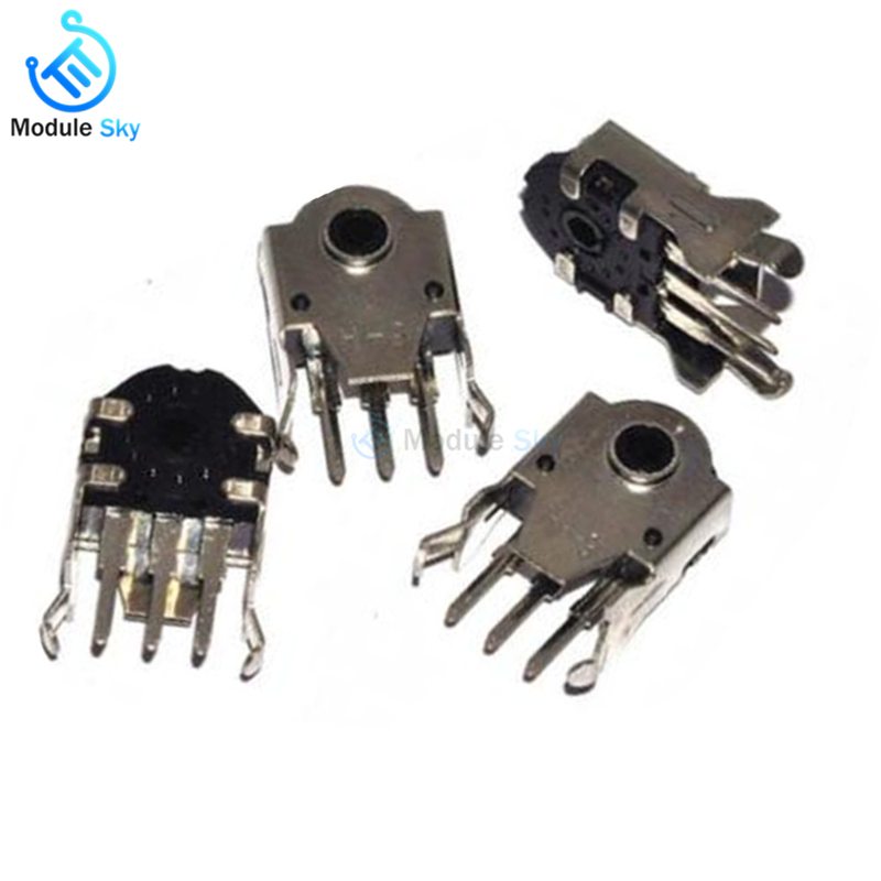 5PCS 11MM Mouse Encoder Wheel Encoder Repair Parts Switch5PCS 11MM Mouse Encoder Wheel Encoder Repair Parts Switch