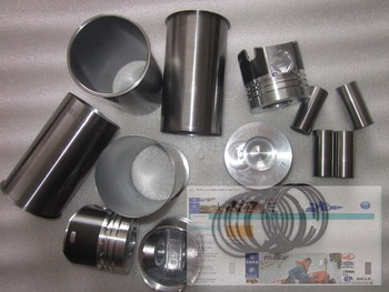 set of piston group with gasket kits for Laidong KAMA KM4L22BT engine,