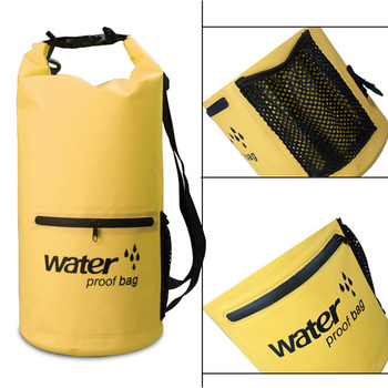 цена на 10L/20L Waterproof Dry Bag Pack Sack Swimming storage Bag Rafting Kayaking River Trekking Floating Sailing Canoing Boating sport