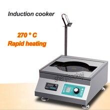 Рабочий стол для производства индукционной плиты Электромагнит teppanyaki время постоянной температуры индукционная плита 220 В 3500 Вт 1 шт