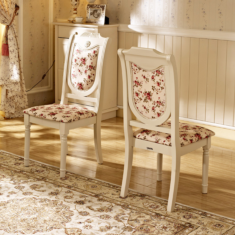 Aliexpress Buy Debon PREMIER stylish simplicity small floral – Floral Dining Chairs