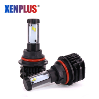 LED H4 H7 H11 H8 HB3 HB4 9005 9006 9004 H13 9007 Headlight Bulb 5 Color Temperature ZES 9000LM 12V 10000K Auto Fog Lamp for Cars
