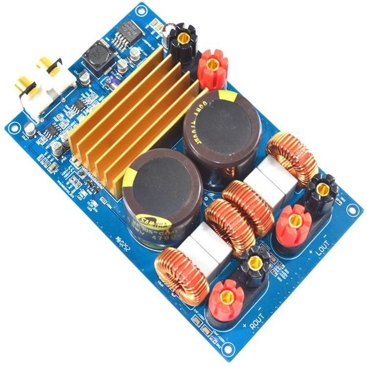 Carte d'amplificateur de puissance numérique TPA3255 (300 W + 300 W)