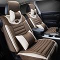 Boutique de Luxo de tecidos de alta qualidade e linho almofada do assento de carro almofada de quatro estações do ano novo acessórios do carro interior para bmw e36