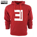 2015 New Winter Men's Hoodies Eminem Printed Thicken Pullover Sweatshirt Men Sportswear Fashion Clothing