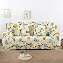 Europa Sofa Abdeckung Dehnbar Gedruckt Sofa Abdeckung Schutzhülle Polyester Spandex Sofa Handtuch Maschine Waschbar