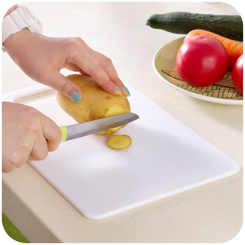 30 20 0 5cm 210g Plastic Pp Antibiotic Cutting Board Fruit Plate Home Kitchen Chopping Blocks In From Garden On Aliexpress
