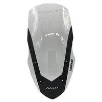 Motorcycle Windshield Windscreen Screen Long For Yamaha Nmax155 Nmax125 Nmax 125 155