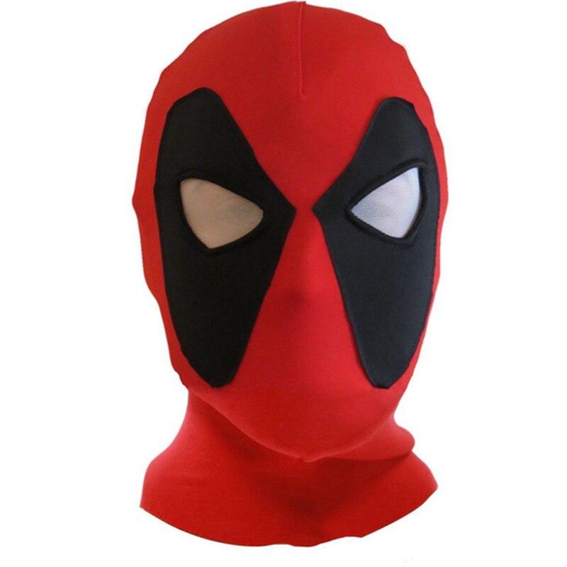 Costume Decorative Cosplay Halloween Superhero for Masquerade Full-Face-Masks Balaclava