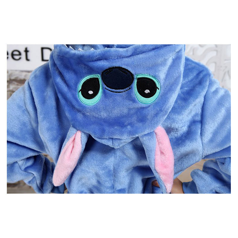 Little Bitty cartoon stitch blanket sleeper baby animal pig tiger spiderman  dinosaur owl giraffe kigurumi kids girl boys pajamas-in Pajama Sets from  Mother ... bbce92000