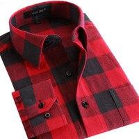 Мужская рубашка 4XL 5XL 6XL 7XL 8XL
