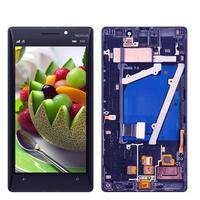Screen For Nokia Lumia 930 LCD Display Matrix Touch Screen Digitizer Full Assembly Frame 5 0