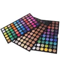 180 Kleur glitter Warm, Matte pigment Shimmer natuurlijke Makeup Oogschaduw Palet langdurige waterdichte