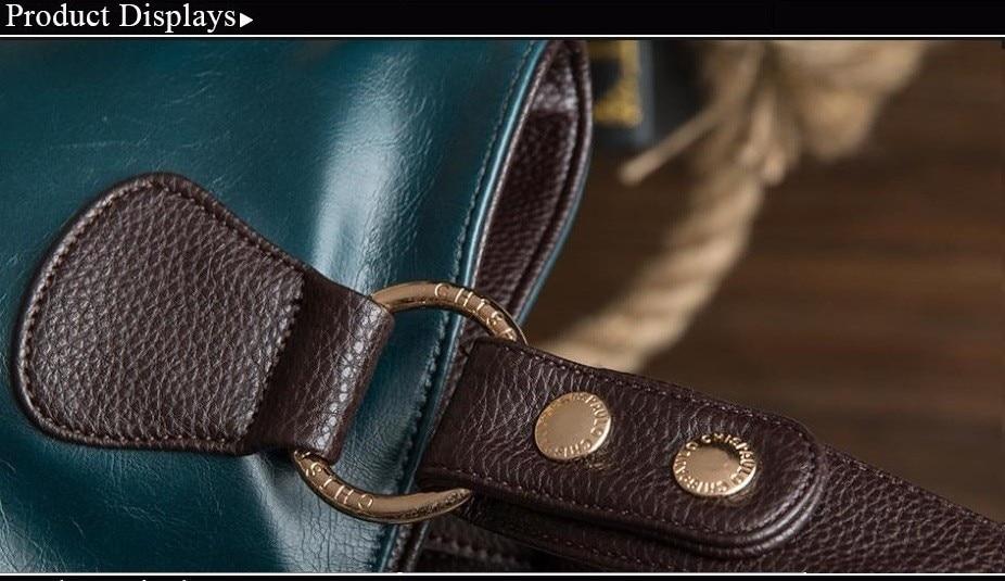 CHISPAULO Известни марки дизайнерски - Дамски чанти - Снимка 4