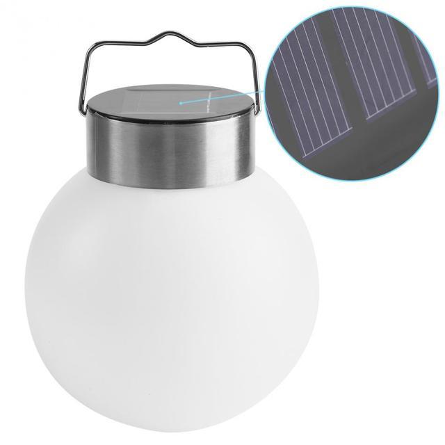 L\'énergie solaire LED Rechargeable Ampoule Suspendue Lumière En ...
