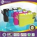 4X non original  printer Ink  for T1281 T1282 T1283 T1284 for EPSON Stylus S22 SX230 SX130  Compatible Inkjet Cartridge