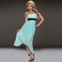 New ROSICIL Elegant Bodycon Slim Chiffon Dresses Women Fashion Sexy Vestido De Noiva Girl Clothing Female