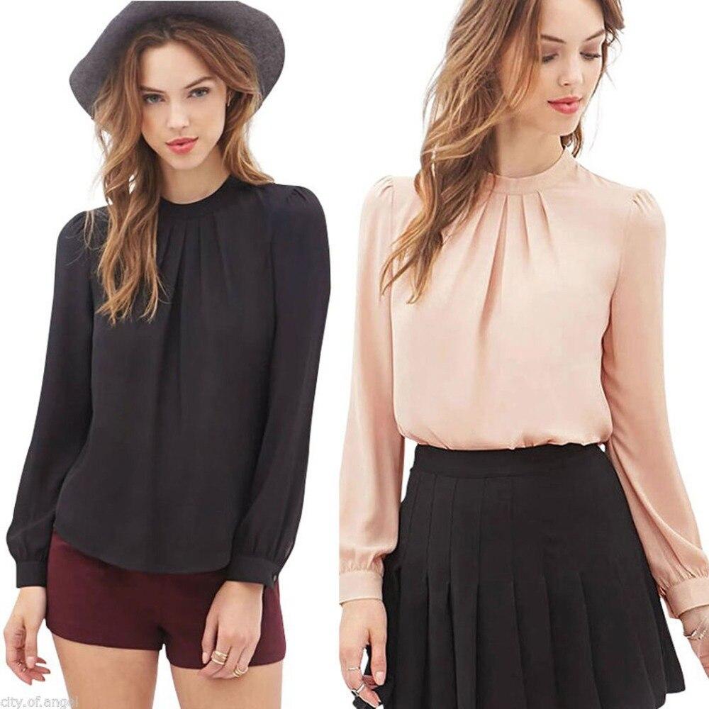 Popular Women's Puff Sleeve Tops-Buy Cheap Women's Puff ...