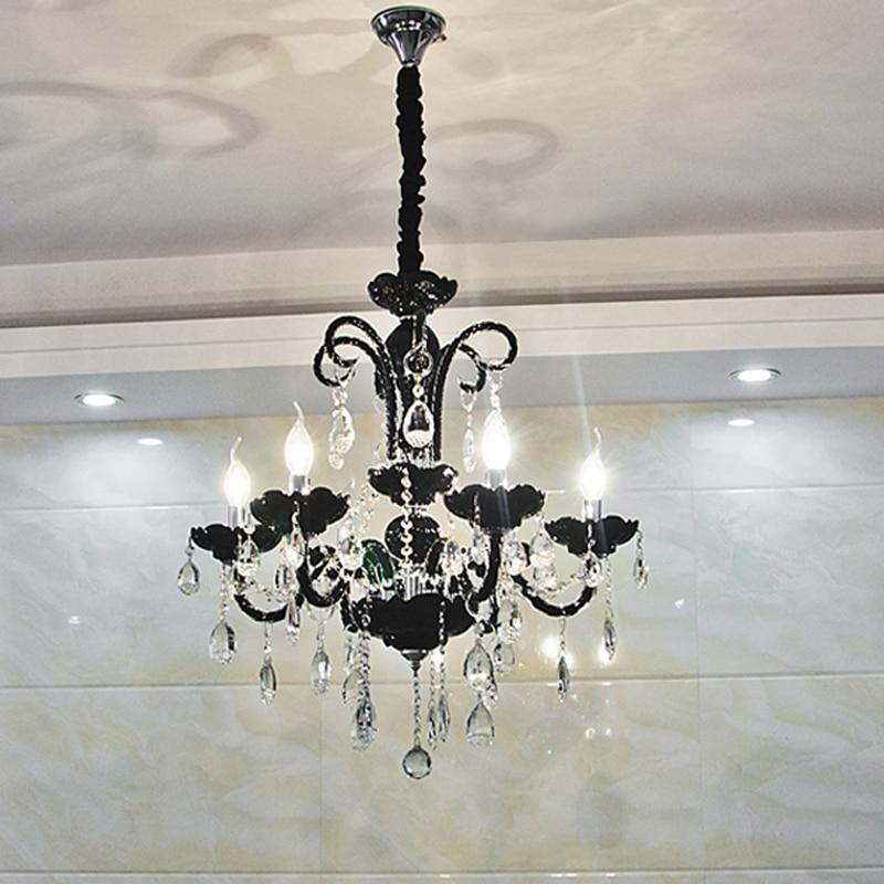 Modern Chandelier Wholesale: Kitchen Modern Crystal Chandelier Light Lustres E