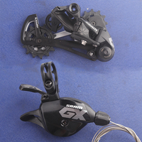 SRAM GX EAGLE 1X12S 12 Speed MTB Bicycle Mountain Bike Groupset Kit Shifter Lever Trigger Right Side Rear Derailleur Black