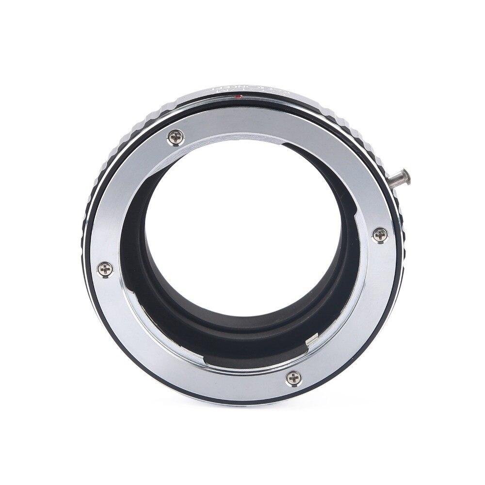K&F Concept Adaptador de montaje de lente para Contax Y Montaje a - Cámara y foto - foto 5