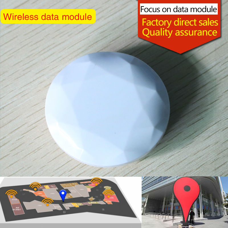 Wholesale YJ2-iBeacon Nordic NRF51822 Bluetooth4.0 Beacon BLE IBeacon Proximity Marketing