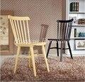 Гостиная дубовый обеденный стул набор мебели продажи