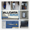 alldata 10.53 and mitchell auto repair software 2in1 with 2tb hdd installed in computer 4g desktop for cars and heavy trucks