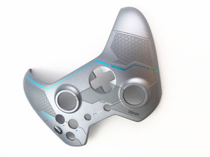 Image 4 - Original Silver Halo 5 Top Shell cover Skin housing case Upper for XBOX ONE controller Gamepad+T8 Screw Driver