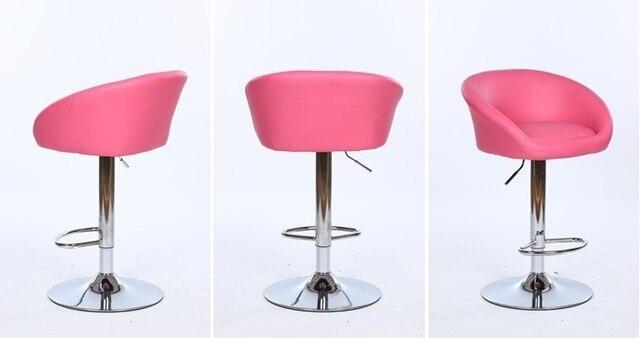 Barhocker rosa farbe sitz kostenloser versand schwarz lila dreh ...