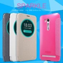 Для Asus Zenfone Go TV (ZB551KL) чехол Nillkin Sparkle чехол для ASUS ZB551KL телефон случаях защитный чехол