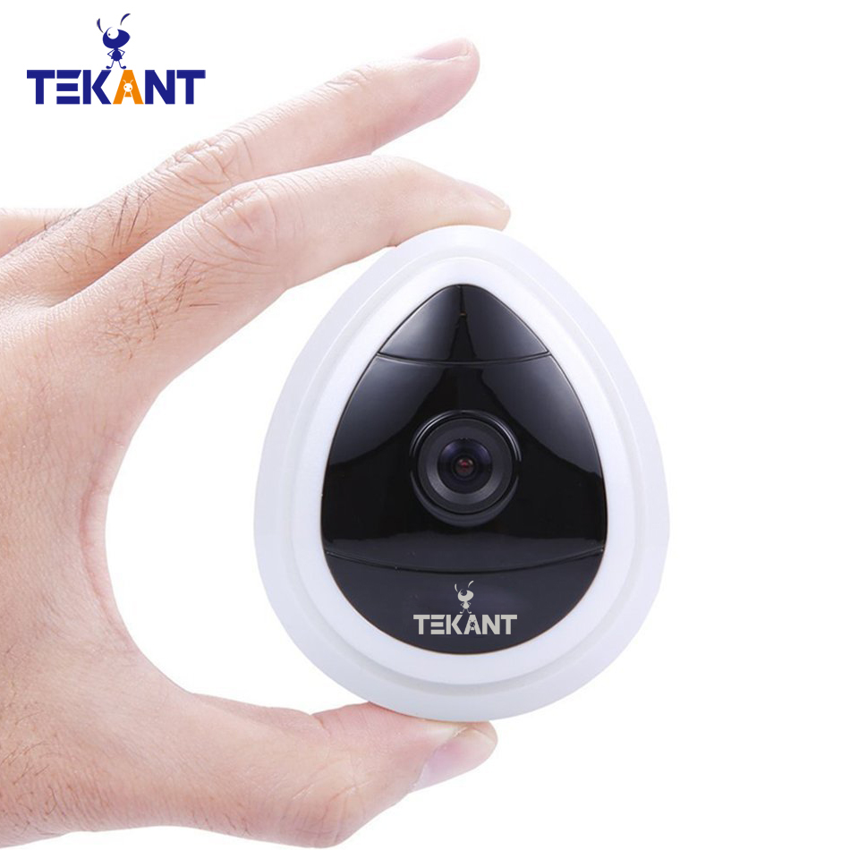 Mini IP Camera Night Vision 720P HD Home WiFi Wireless Security Surveillance Camera System Motion Email Alert/Remote Monitor