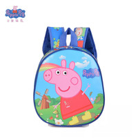 Cute New Genuine Peppa pig toys George Plush Backpack High Quality Soft Stuffed Cartoon Bag Doll For Children Kids Toy gift