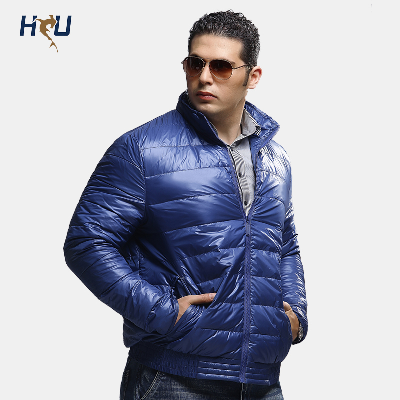 goose down jacket for men 3xl-4xl