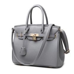 Миниатюрный Акция 2018 100% из натуральной кожи роскошные Сумки дизайнер Для женщин сумки женские Портфели Винтаж замок сумка
