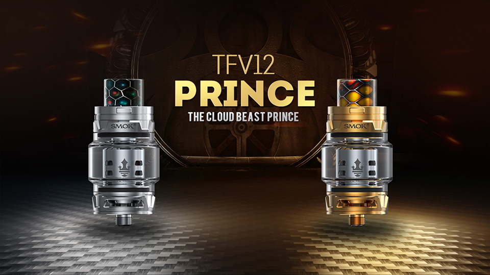 SMOK TFV12 Prince Atomizer Tank Vaporizer
