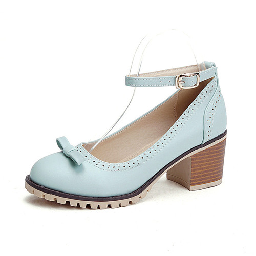 Popular Mid Heel Ankle Strap Shoes-Buy Cheap Mid Heel Ankle Strap ...