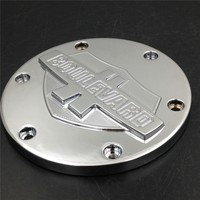 Aftermarket Free Shipping Motorcycle Parts Motorcycle Billet Aluminum Suzuzi Derby Covers For 2006 2013 Boulevard M109R