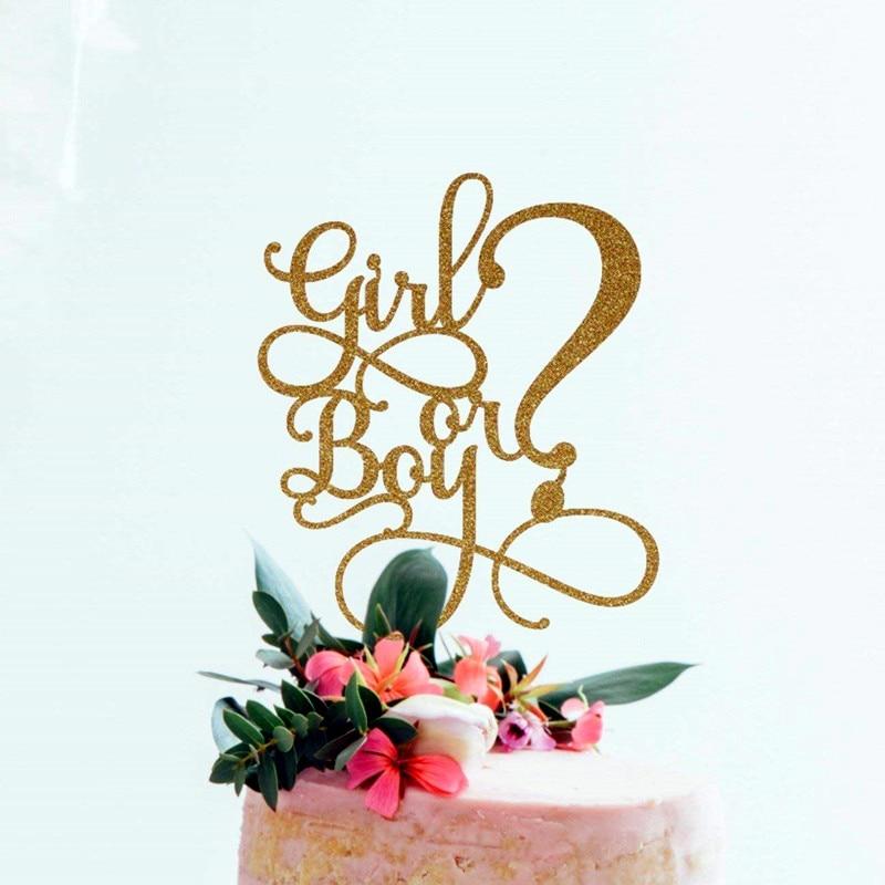 Аксессуар для торта для мальчиков или фотографий