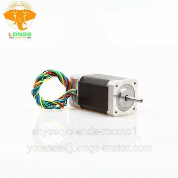 42BLF03 Brushless DC Motor 78W 24V Nema17 4000RPM CNC Router Plasma Medical LONGS MOTOR