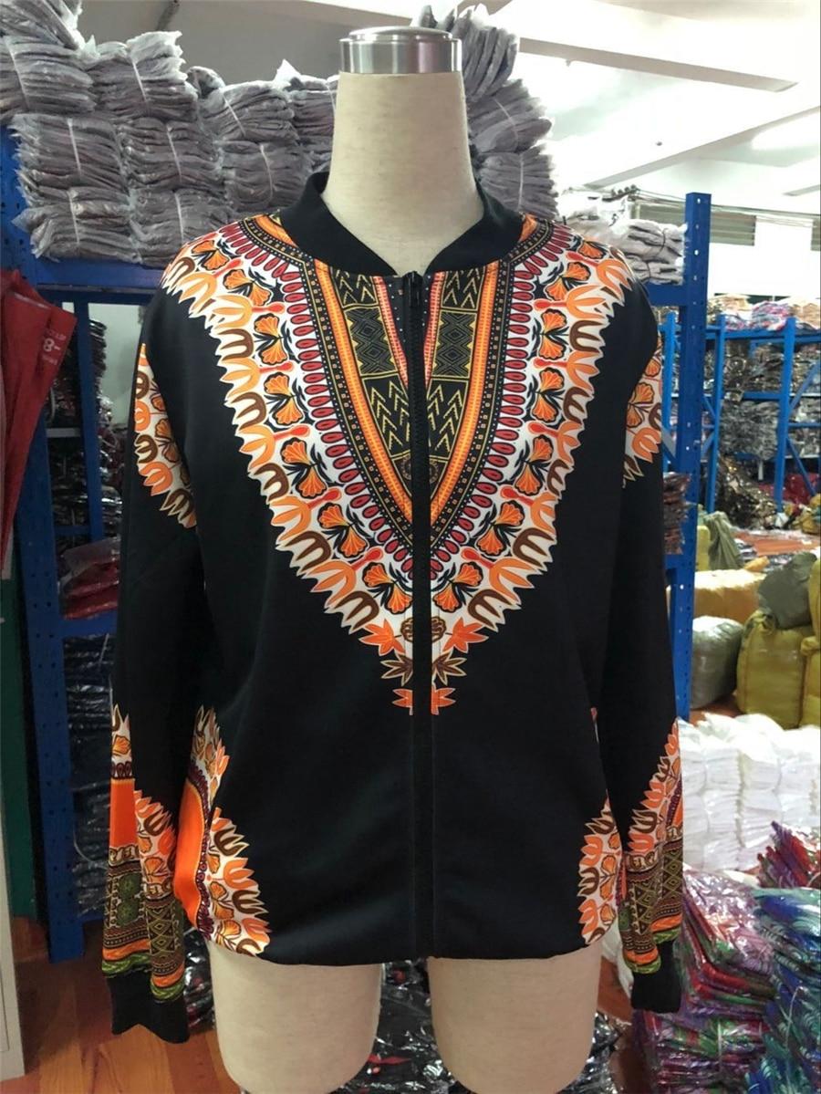 GuyuEra Hot Sale Africa Men\`s Dashiki Style Couple Wear Vintage Ethnic Men\`s Dashiki Jacket African Print Jacket Plus size S-XL (10)