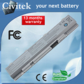 laptop battery for Toshiba Satellite E100  E105 PA3672U-1BRS Brand new & Quality  8CELL