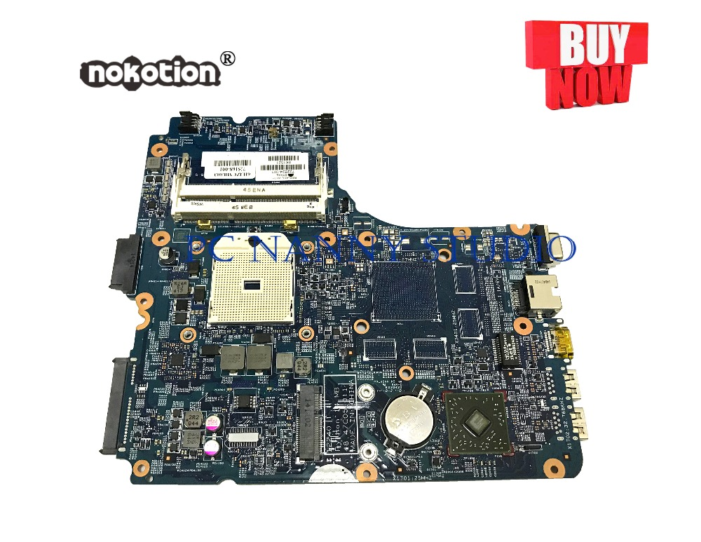 PCNANNY 722824-001 722824-601 FOR <font><b>HP</b></font> ProBook 445 <font><b>455</b></font> G1 Laptop <font><b>motherboard</b></font> DDR3 tested image