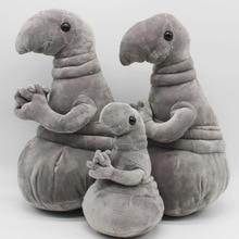 Cute Kids Baby Waiting Tubby Plush Toys Stuffed Doll Blob Moslent Zhdun Homunculus Loxodontus Kawaii Christmas Gift For Children цена