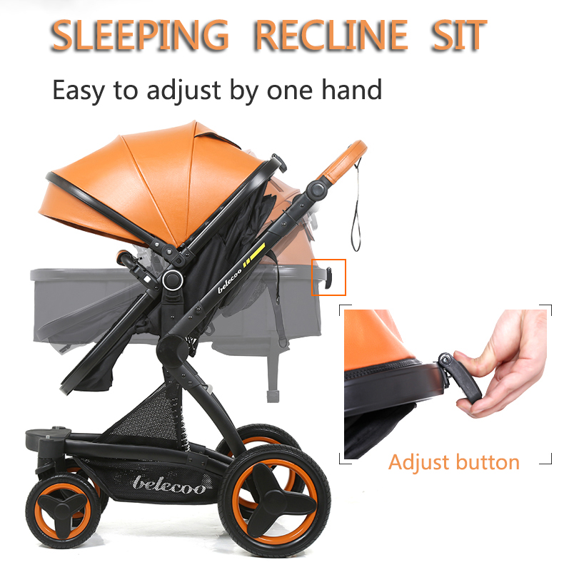 luxury baby stroller 3 in 1 (23)