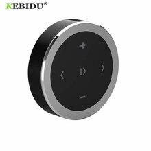 Kebidu Senza Fili di Bluetooth Media Volante di Controllo Remoto mp3 Riproduzione di Musica per Android IOS Smartphone Control Car Kit Per Lo Styling
