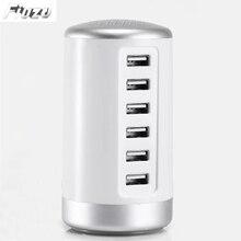 30 Вт многопортовое USB зарядное устройство с 6 usb-портами зарядная станция для iPhone 11 pro max iPad samsung для huawei для samsung для Oneplus